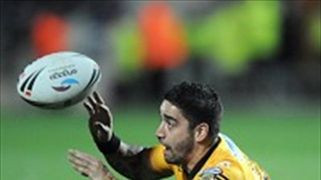 Rangi Chase faces a grade B charge and a possible two-match ban