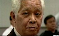 Brillantes takes oath before SC Justice