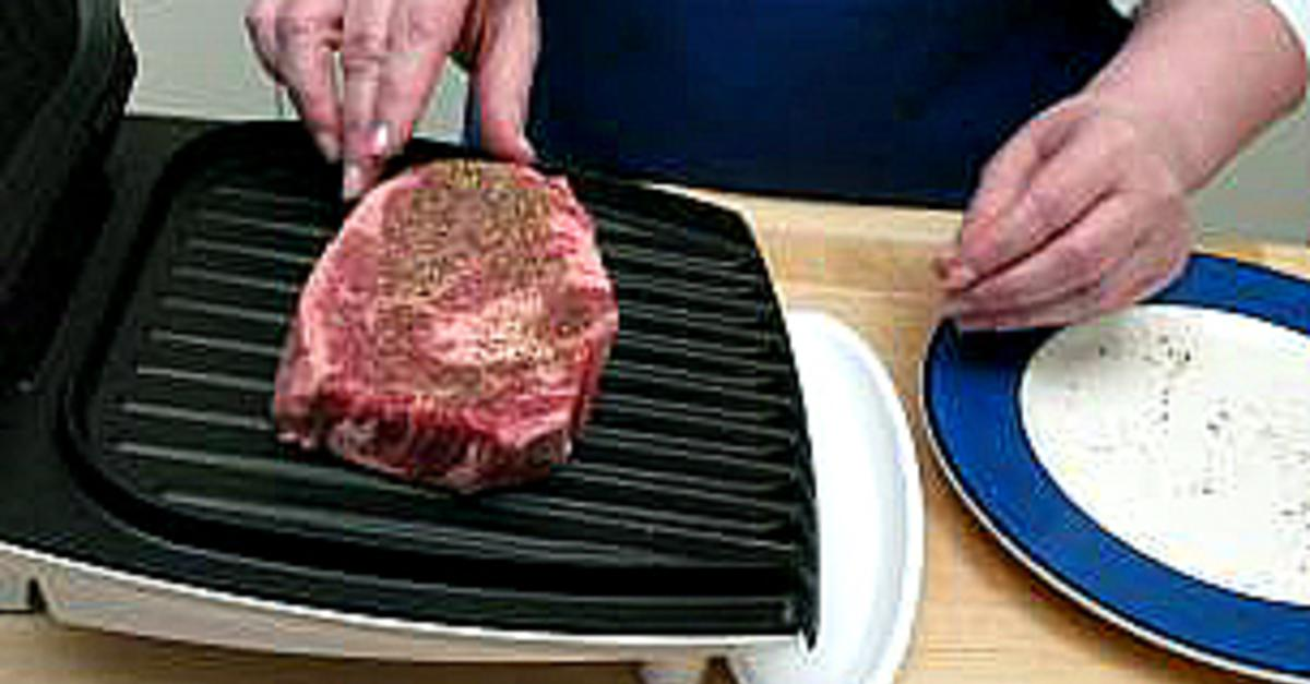 George Foreman Grill Creations You Need to Make