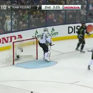 Steven Stamkos Goal on Corey Crawford (16:35/2nd)