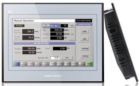 Fuji Electric Expands HMI Product Line-up with New Cost-Effective Model