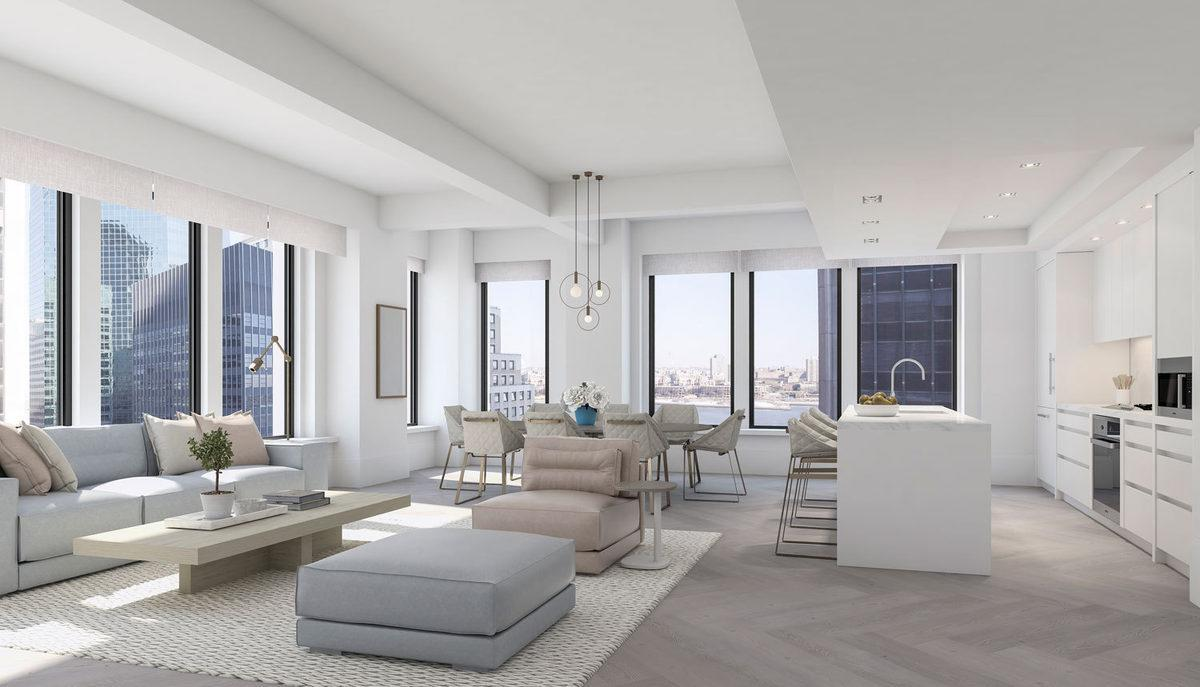 Development Update-o-Rama: First Look at Piet Boon's Wall St. Office-To-Condo Conversion
