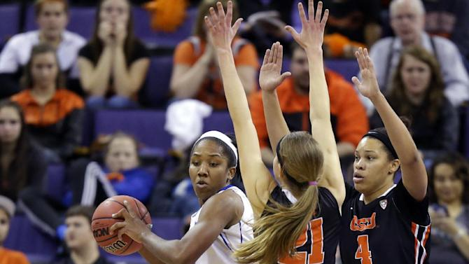 Wiese leads Beavers past MTSU 55-36