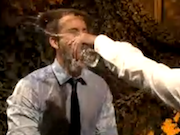 Ryan Reynolds and Jimmy Fallon Get Soaked During Ultimate Game of Water War (Video)