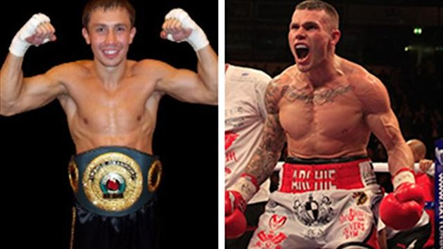 Golovkin makes offer to Martin Murray for November 2 in the US