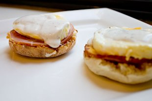 The Eggs McBenedict