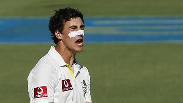 Mitchell Starc of Australia (Reuters)