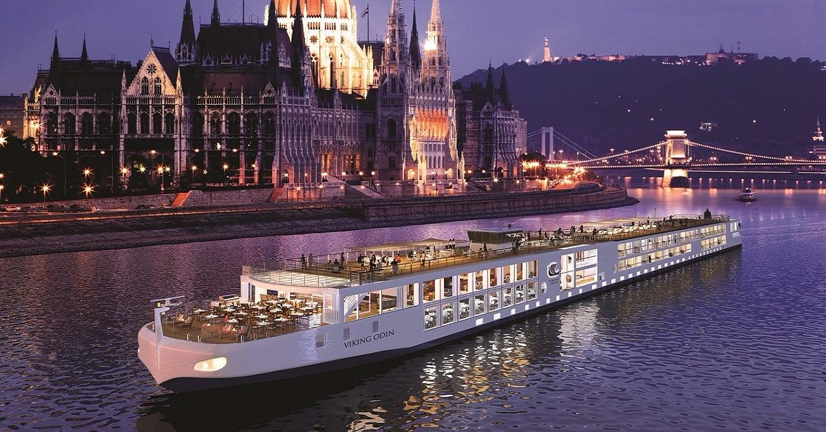 The Ultimate River Cruise Getaway