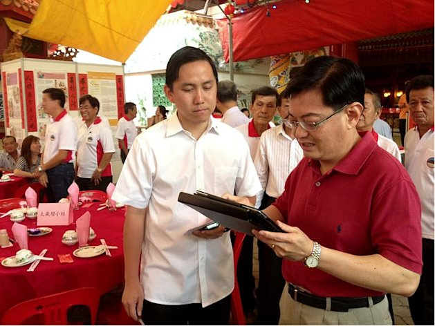 Minister Heng Swee Keat hits back at WP claims.