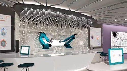 Video Interlude: Watch a Cruise Ship's Robot Bartenders in Action