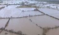 Floods: Row Over Environment Agency Job Cuts