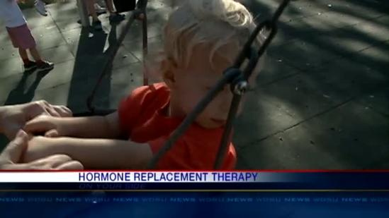 New information about hormone replacement therapy