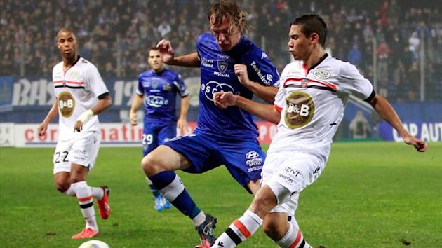 FOOTBALL 2013 Bastia-Lorient (Krasic)