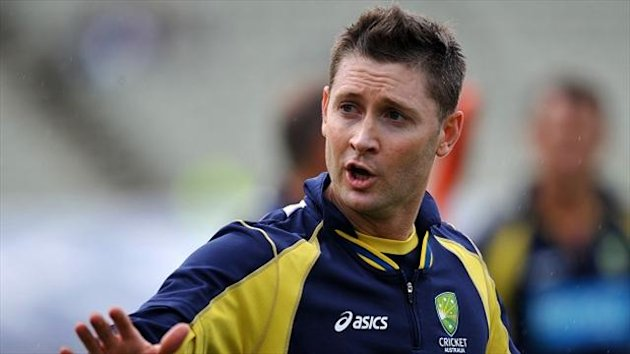 Michael Vaughan believes Michael Clarke, pictured, needs a win this Saturday