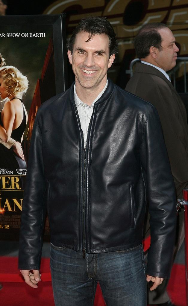 Water for Elephants NY Premiere 2011 Paul Schneider