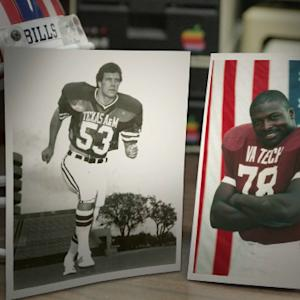 'Caught in the Draft': Bills draft Bruce Smith and Andre Reed