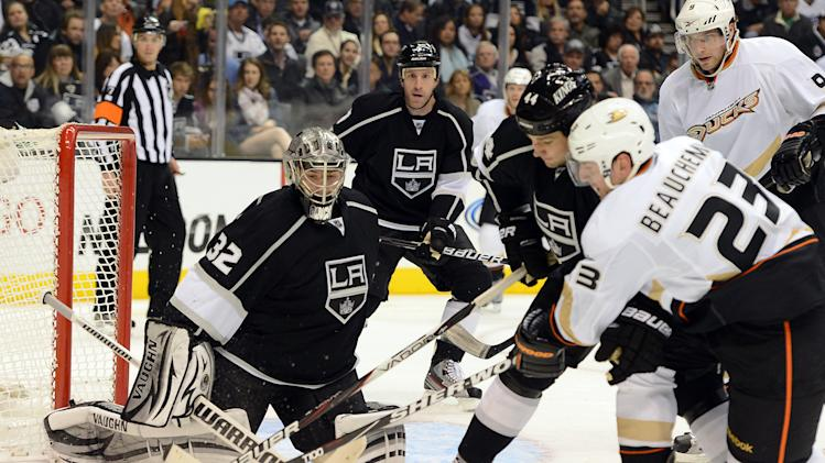 NHL: Anaheim Ducks at Los Angeles Kings