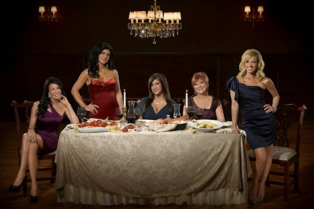 "The cast of ""The Real Housewives of New Jersey."""