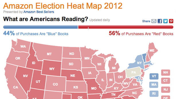 Red State Reads, Blue State Reads