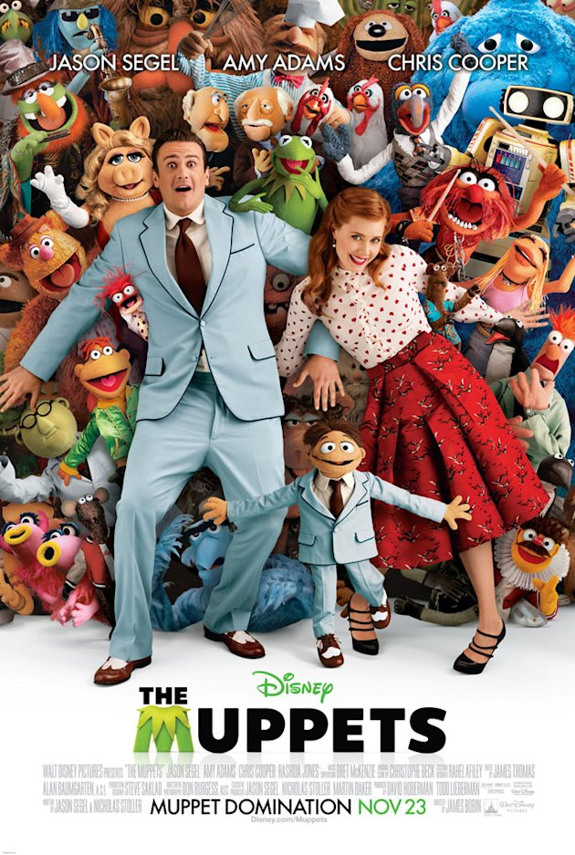 Best and Worst Movie Posters 2011 The Muppets