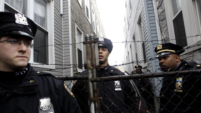 Occupy protests move to foreclosed homes