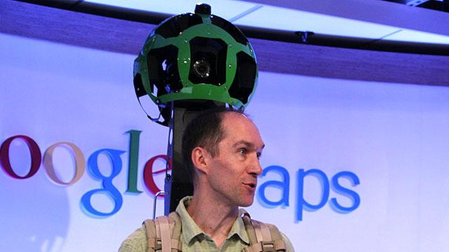 Google Offline Maps, Street View Trekker, and Improved 3-D Maps Announced
