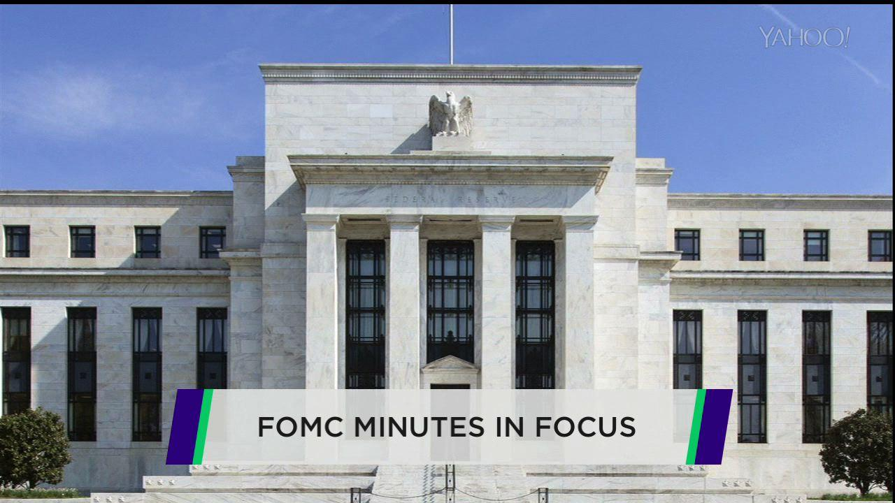 Stocks rise ahead of Fed rate news; Consumer prices post biggest drop in six years