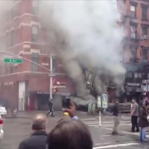 Hero Firefighter Tells His Story Of East Village Explosion Rescue