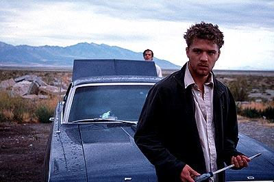 Ryan Phillippe as Parker in Artisan's The Way Of The Gun