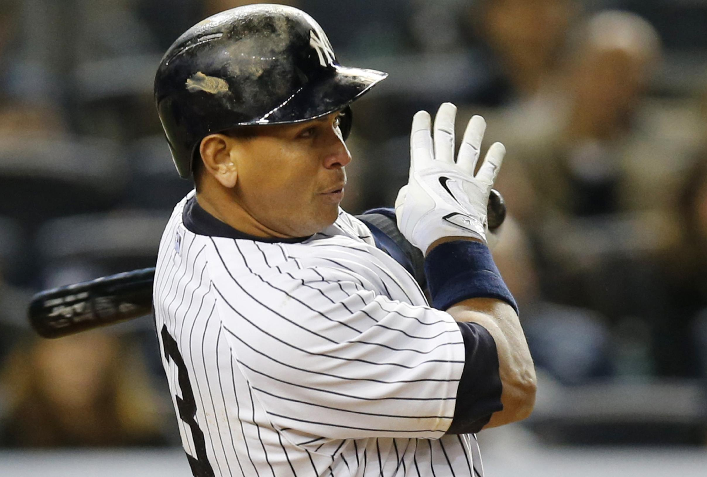 Alex Rodriguez hits home run No. 659 as Yankees topple Mets