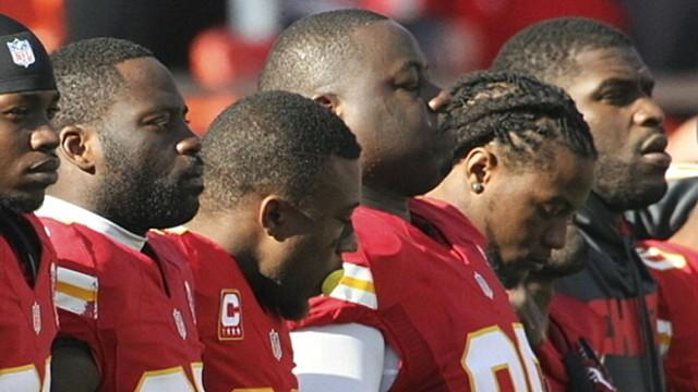 NFL Tragedy:  Moment of Silence