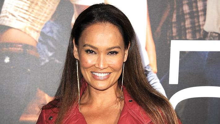 Tia Carrere Footloose Los Angeles Premiere Arrivals