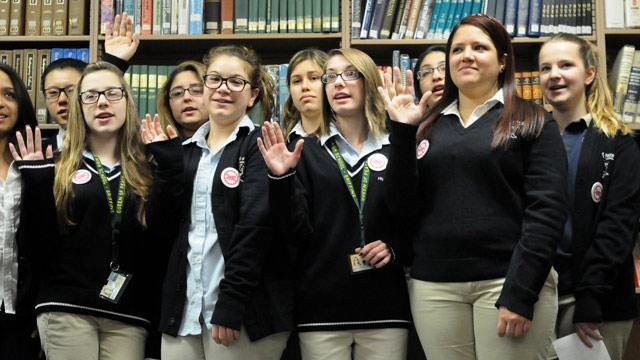 Catholic School Enacts Girls-Only Civility Code