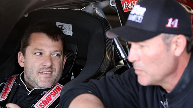 Stewart, crew chief eager for extra work