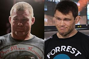UFC President Says it's Time for Matt Hughes and Forrest Griffin to Walk Away