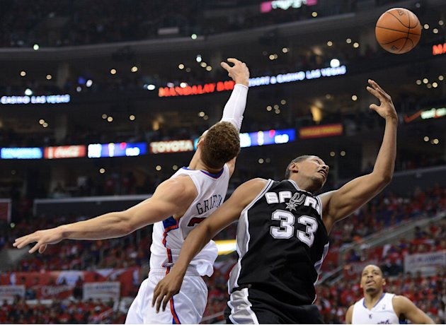San Antonio Spurs v Los Angeles&nbsp;&hellip;