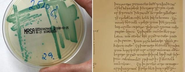 1,000-year-old remedy challenges superbug