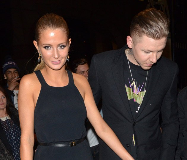 Made In Chelsea Millie Mackintosh Professor Green