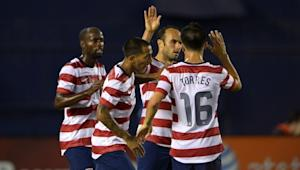 USMNT Player Ratings: Midfielders make their case in rout of Guatemala