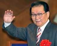 Li Changchun (pictured in 2009), China&#39;s propaganda chief, has ordered officials to intensify the fight against separatism in Tibet, a report said, following a series of self-immolations in protest at Beijing&#39;s rule