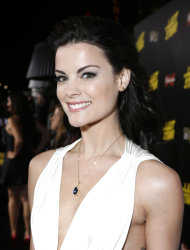 Jaimie Alexander has more fight scenes in the Thor sequel