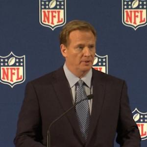 Roger Goodell: 'We Will Get Our House in Order'