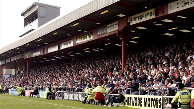 Crewe Alexandra Gresty Road