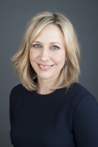 "Actress Vera Farmiga poses for a portrait on Monday, March 18, 2013 in New York. Farmiga stars as Norma Bates in the A&E series ""Bates Motel,"" premiering Monday, March 18, 2013 at 10 p.m. (Photo by Amy Sussman/Invision/AP)"