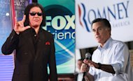 Gene Simmons Endorses Mitt Romney on 'Fox and Friends'