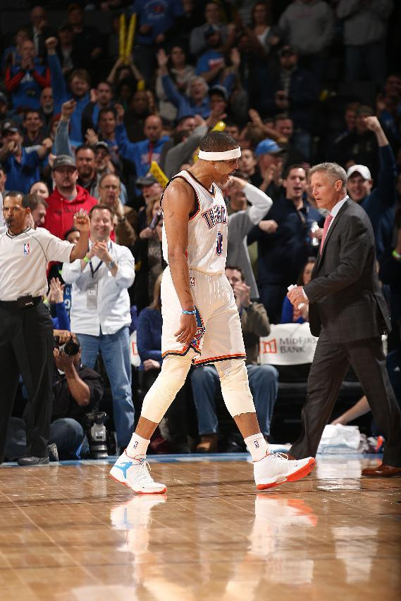 Westbrook has career-high 49, lifts Thunder past 76ers in OT