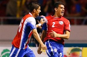 Costa Rica 3-1 United States: American winning streak snapped
