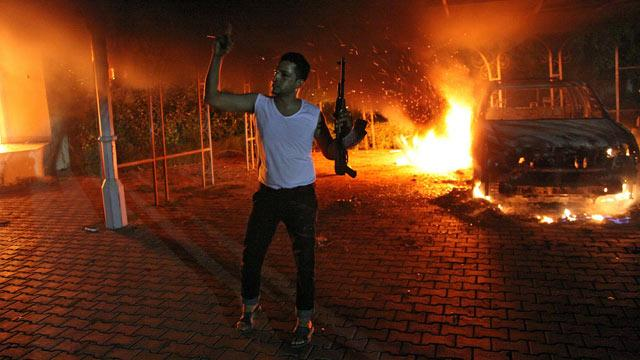 Official: Low Security at Benghazi Post
