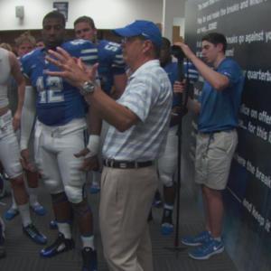 Duke's Coach Cutcliffe Postgame Speech vs Elon