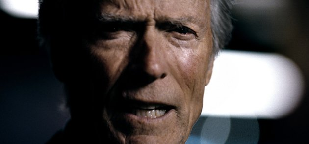 "This advertisement provided by Chrysler Group LLC, shows actor Clint Eastwood, featured in an ad titled ""It's Halftime In America,"" which aired during Super Bowl XVLI, Sunday, Feb. 5, 2012. AP Photo/Chrysler Group LLC)"